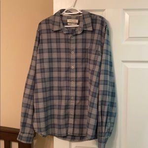 Purnell Santa Barbara Workwear Flannel Shirt